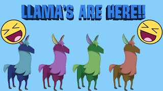 ANIMAL JAM | THE LLAMA SONG