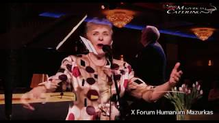 X FHM koncert - Kira Andrea Płonczyńska-standard Własta/Jurandota-