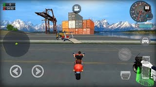 Bike Transport Truck Driver Android Gameplay