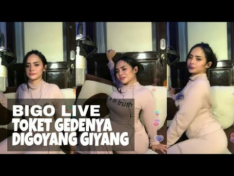 BIGO LIVE, Toket Gede Tante Digoyang Goyang thumbnail