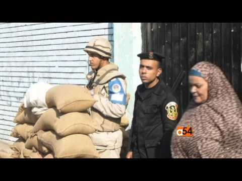 Egypt Firebomb and Elections