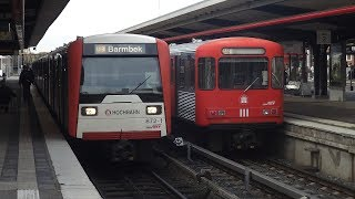 U-Bahn Hamburg - Hochbahn Megamix (2 hours)