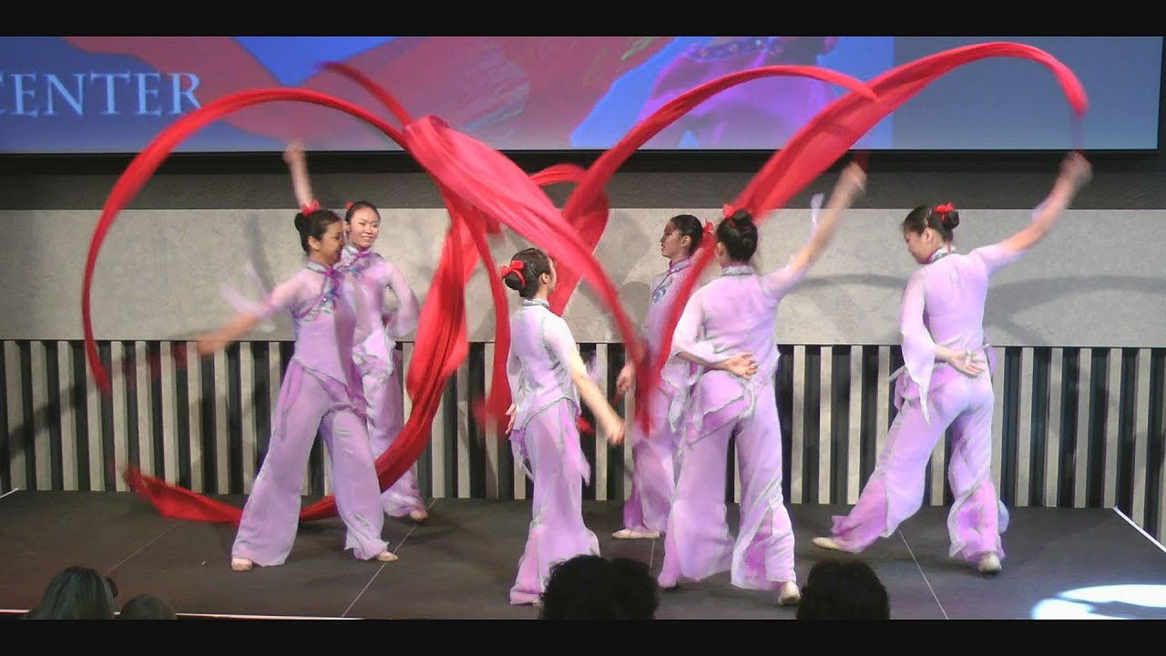 Red Ribbon Dance Performance Lincoln Center Youtube