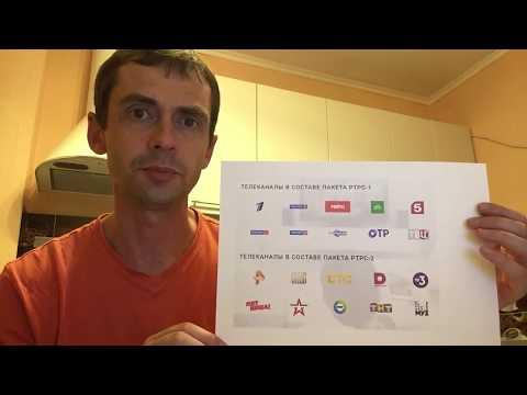 Телевидение в Ленинградской области и Санкт-Петербурге
