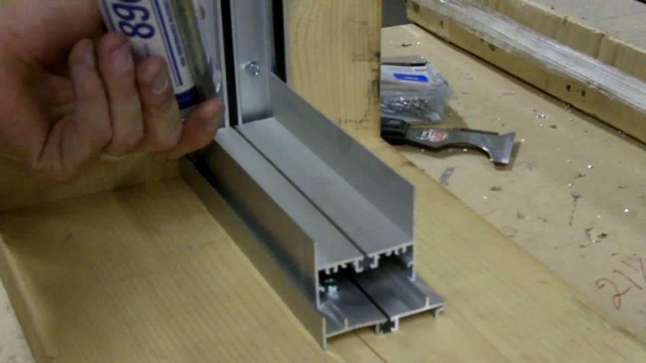 Subframe Receptor Sealing Detail Youtube