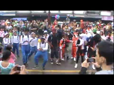 Gangnam Style at Jl. Gajahmad (Pontianak)