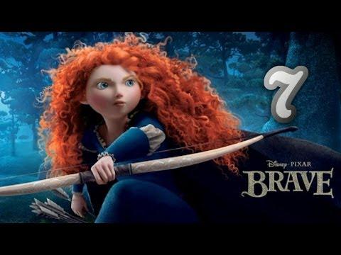 Brave: The Video Game (Храбрая сердцем) - Gameplay