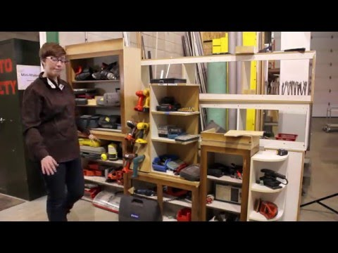 What's at Protospace: The Hand Tools