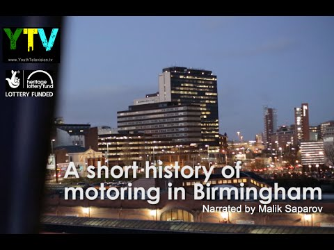 A Short history of motoring in Birmingham
