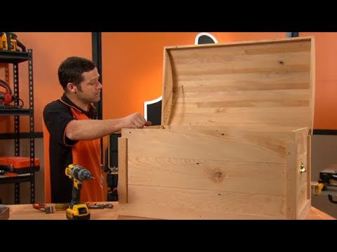 How to Build a Treasure Chest | Mitre 10 Easy As