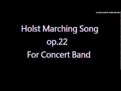 Holst marching song