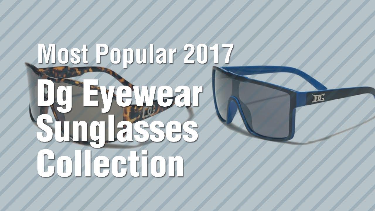 3325b2852 Dg Eyewear Sunglasses Collection // Most Popular 2017 - YouTube