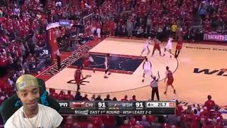 FlightReacts Every NBA Clutch Playoff Shot Of The Decade!