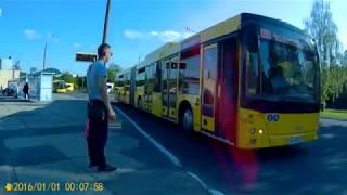видео Автобус в Минск