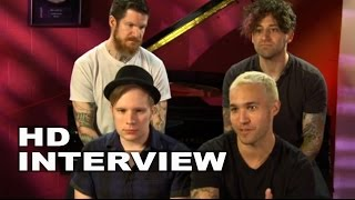 Video Big Hero 6: Fall Out Boy Behind the Scenes Movie Interview download MP3, 3GP, MP4, WEBM, AVI, FLV Agustus 2018