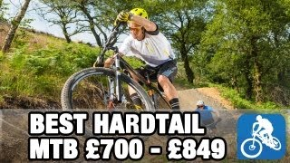Best Mountain Bikes Under £850