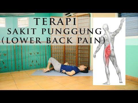 Terapi Sakit Punggung (Lower Back Pain) - Yoga with Akbar