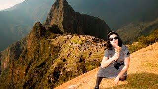 Katy Perry y su fantástico tour en el Cusco