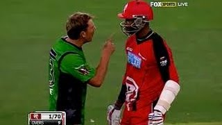 Top 10 Fights of Cricket History Ever - 2015