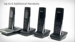 Panasonic TG856 Series Cordless Telephone