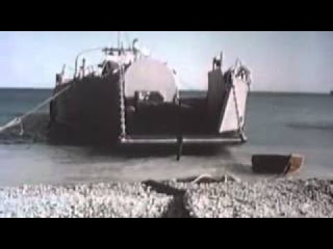 MSTS Arctic Operations 1955 United States Navy Educational Documentary WDTVLIVE42