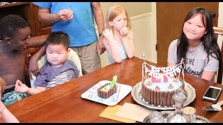 LINCOLN & PENELOPE'S BIRTHDAY PARTY!