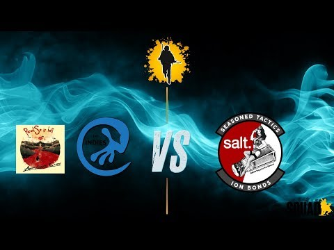 Groupstage - Group A - Paradise + Indies vs Salt
