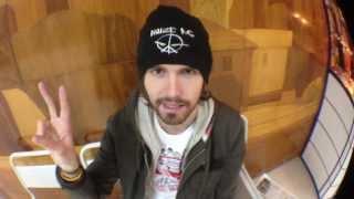 Видеоприглашение на концерт в Самаре 03.10.2013