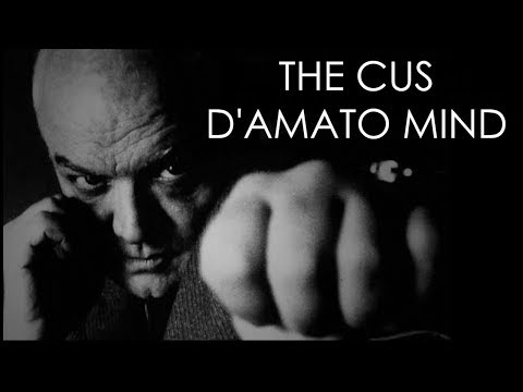 Cus D'Amato - Philosopher's Mentality (Fetauring Young Mike Tyson)