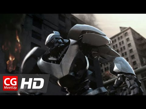 "CGI Sci-fi Short Film Trailer HD: ""TEOT Series Trailer"" by Eric"