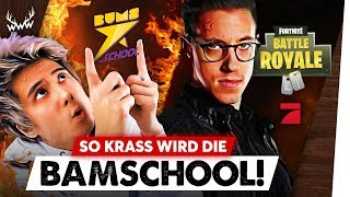 So KRASS wird die BAMSCHOOL! • Fortnite: KILLERSPIEL-Debatte! | #WWW