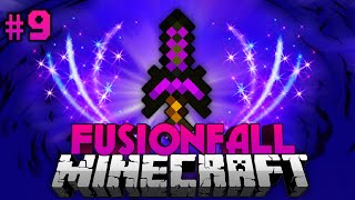 Ein NINJA DAGGER?! - Minecraft Fusionfall #009 [Deutsch/HD]