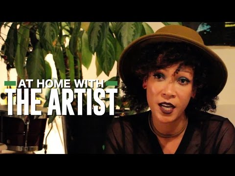 At Home With The Artist #4 - Imani Coppola...
