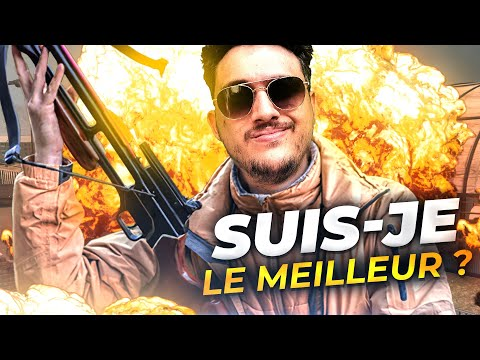 SUIS-JE LE MEILLEUR JOUEUR A L'ARBALETE ?