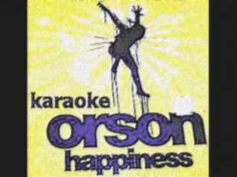 Orson - Happiness (Karaoke+Lyrics)