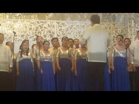 Ang Sugo Ng Diyos Sa Mga Huling Araw- Jebel Ali Choir (UAE North)