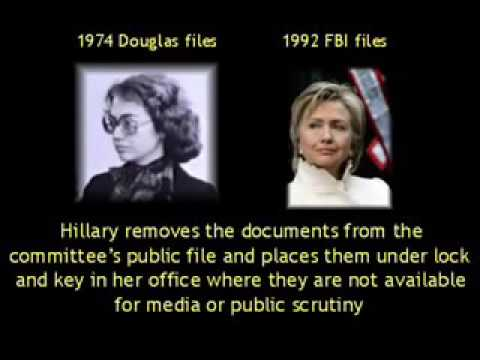 HILLARY CLINTON FIRED FROM WATERGATE COMMITTEE FOR FRAUD & LIES