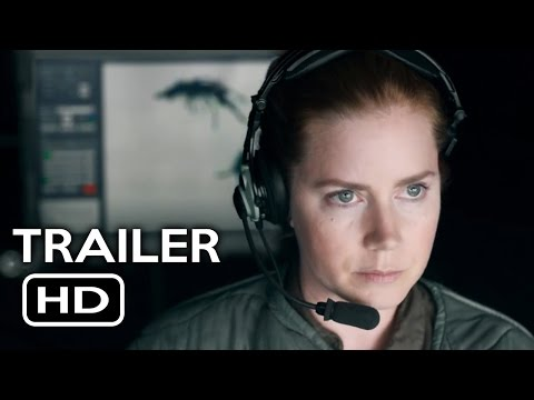 Arrival Official Trailer #1 (2016) Amy Adams, Jeremy Renner Sci-Fi Movie HD