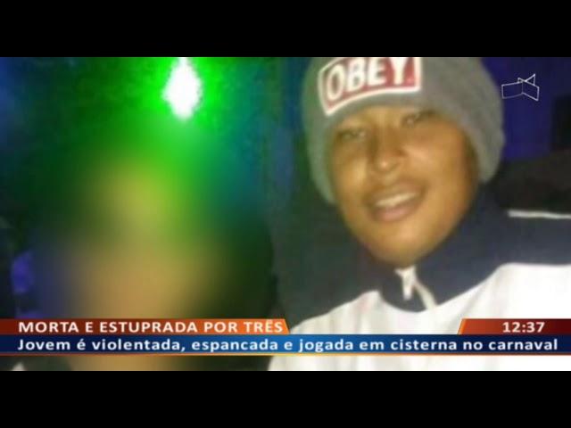 DF ALERTA - Homens abusam, matam e jogam corpo de jovem em cisterna