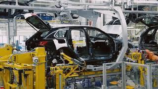 2019 Volkswagen Touareg  Touareg Производство.