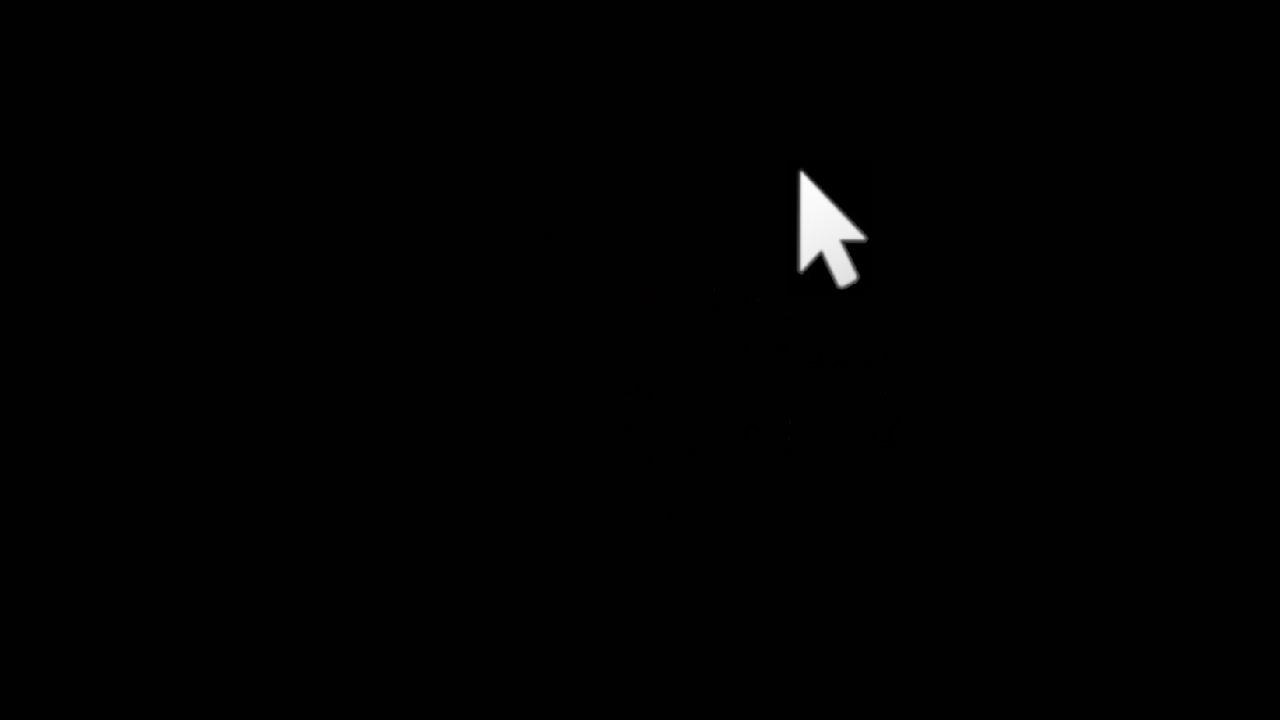 Solución Windows 10 Pantalla Negra Con Cursor