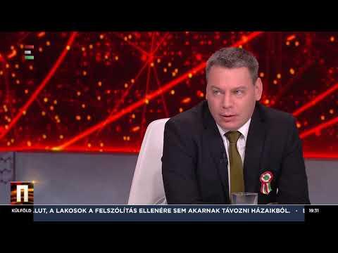 Orbán Viktor ünnepi beszéde - Pulai András, Boros Bánk Levente - ECHO TV