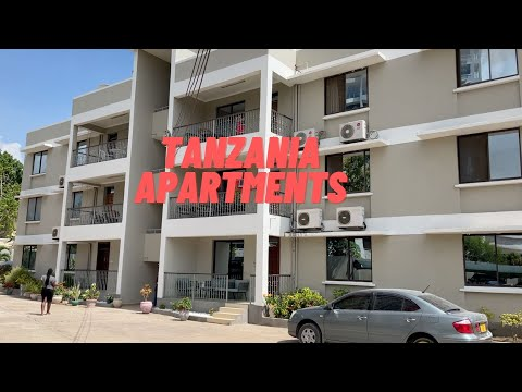 Great apartments for a great price Tanzania Dar Es Salaam, With Realestate Agent Gloria