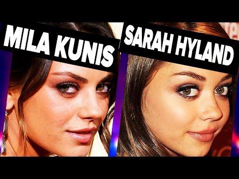 Celebrities Who Look So Similar It's Damn Creepy