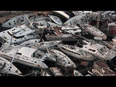 Последствия урагана Мария для Карибского региона