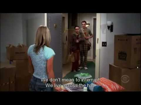 The Big Bang Theory: Penny's Introduction