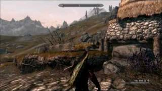 Skyrim: Trick Shots