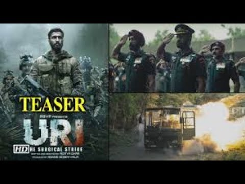 URI The Surgical Strike 2019 | Teaser | Trailer | Promo