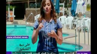 هند النعساني تقدم حلقة خاصة عن الرياضيين كبار السن .. فيديو