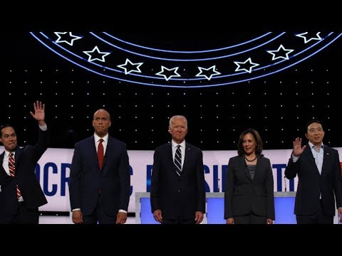 2nd Dem Debate Pt 2: To Impeach, or Not to Impeach? That Is the Question. (4/4)